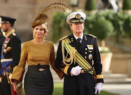 The future Queen Maxima and King Willem-Alexander