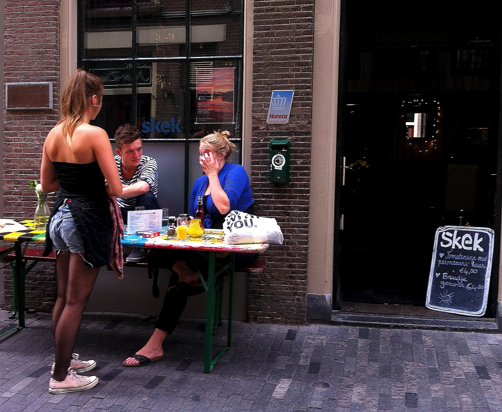 Top Three Things to Do in Amsterdams Red Light District