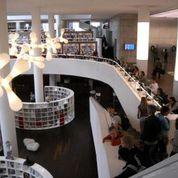 Amsterdam's Openbare Bibliotheek is a multimedia temple, open to the public