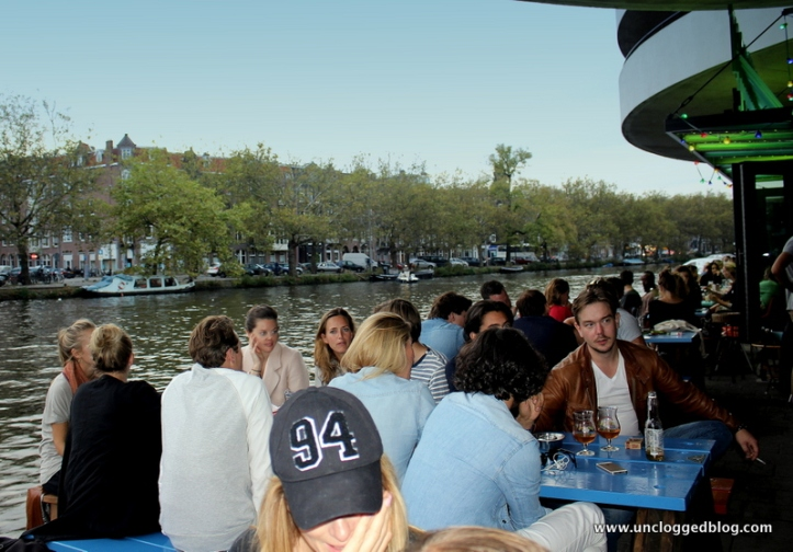 Waterkant is the newest hotspot for canal-side beer and casual fare.