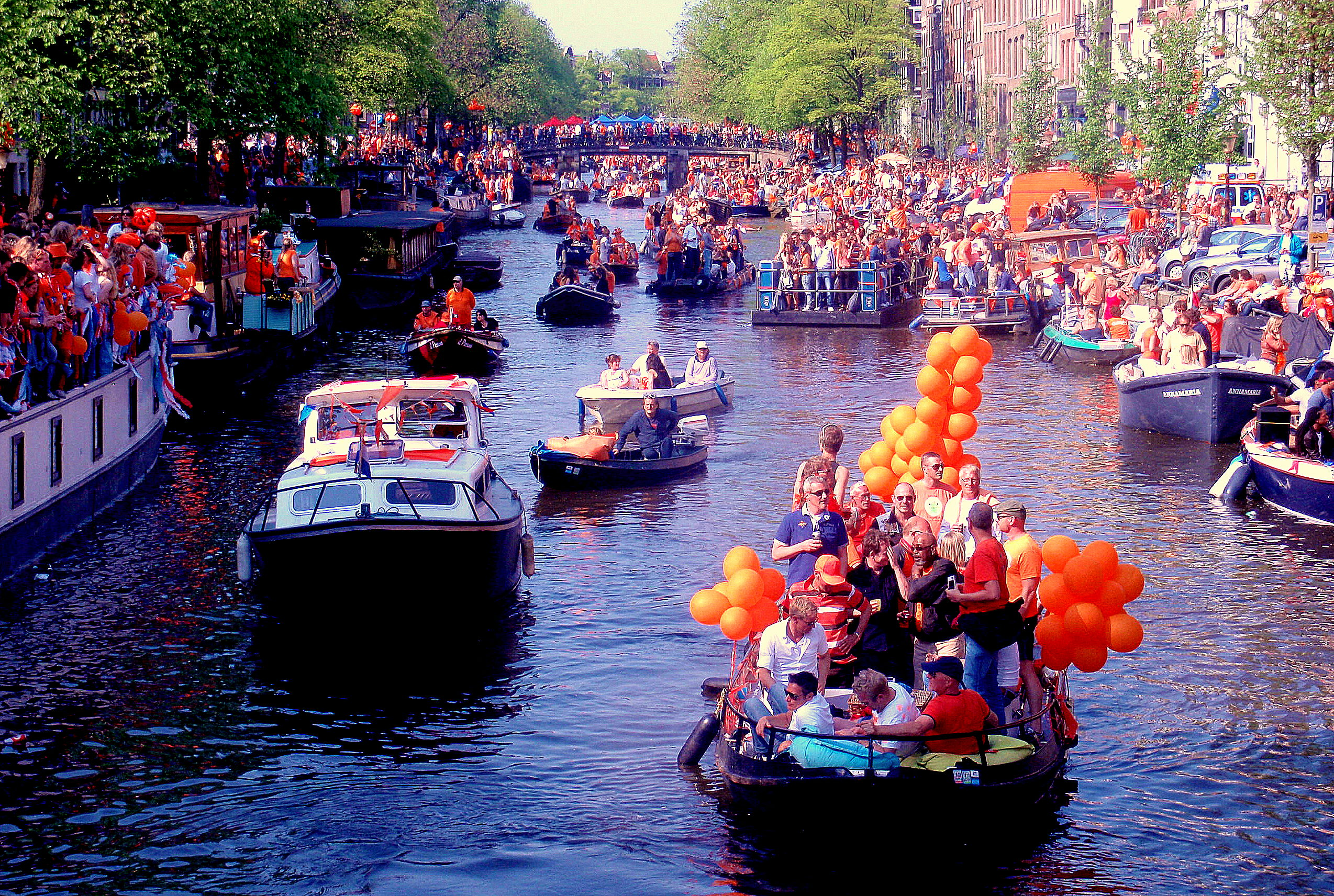 Events Amsterdam