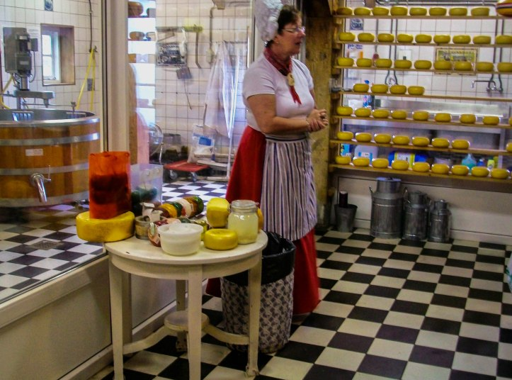 Cheese, from traditional Gouda and Edam to cumin-scented varieti
