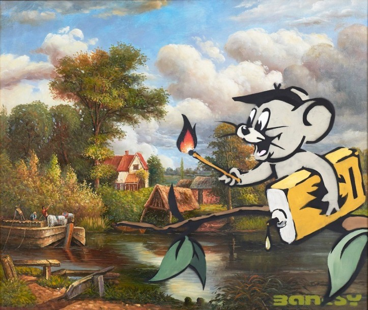 BanksyBeanfield